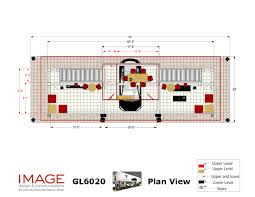 Orange County Convention Center Floor Plan Two Story Trade Show Display Gl6040