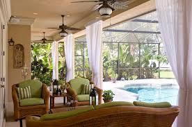 Florida Interior Decorating How To Decorate A Lanai Heidi Sowatsky U0027s Decorating Blog