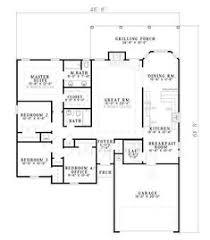 home plans homepw76422 2 454 square feet 4 bedroom 3 house layouts 4 bedroom sea breeze four bedroom house floor