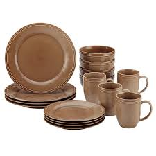 dining room plate sets ideas modern dining room and kitchen with sango nova brown