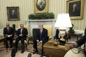 bureau president americain sissi pense que peut résoudre le conflit israélo palestinien