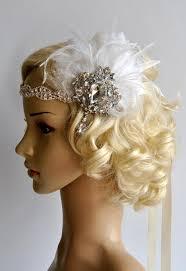 great gatsby headband rhinestone flapper 1920s headpiece rhinestone headband