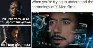Fantastic Memes - 21 fantastic memes on avengers vs x men that will blow your mind