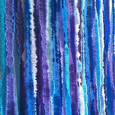 ruffled streamers ruffled streamer backdrop could be used for photos or behin