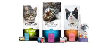 cat food comparison purina pro plan