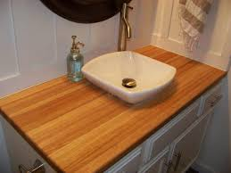 butcher block bathroom sink bathroom sinks decoration the sunset lane master bath complete there it is my beautiful butcher block counter top