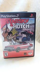 Starsky And Hutch Ps2 Starsky U0026 Hutch 744788011260 Used Ps2 Games Pinterest