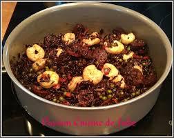 riz cuisiné riz noir de camargue cuisiné à l espagnol cuisine de julie