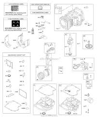 briggs and stratton 31c707 0005 g1 parts diagram for camshaft
