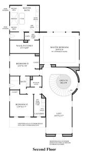 Wisteria Floor Plan The Glen At Tassajara Hills The Maywood Home Design