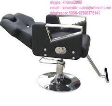 Reclining Salon Chairs Reclining Salon Styling Chair Hair Salon Styling Chair In
