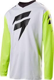 shift motocross gear 2017 shift whit3 label ninety seven jersey white