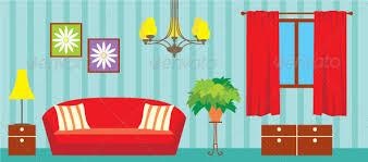 cartoon living room background cartoon room background free