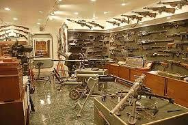 charlton heston gun vault