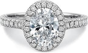 precision set rings precision set flush fit diamond engagement ring 7110