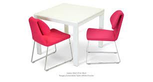 niagara modern extendable tables sohoconcept
