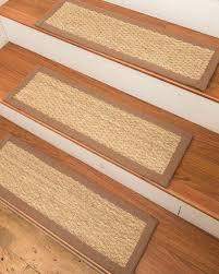 clear stair treads carpet protectors set of 2 slisports com