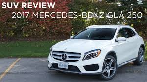 mercedes suv reviews car review 2017 mercedes gla 250 driving ca