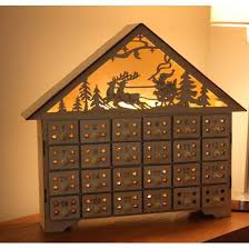 wood advent calendar 20 advent calendars for a cheerful christmas countdown babble