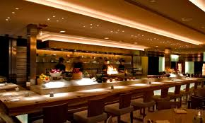 Simple  Traditional Restaurant Design Design Decoration Of - Japanese restaurant interior design ideas