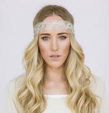 hippie hair bands godbead boho indian paisley ribbon headband hair bands stretchy