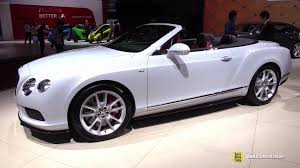bentley gt3r convertible 2015 bentley continental gt v8s convertible exterior interior