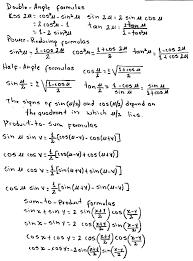 precalc notes