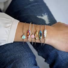 bracelet fashion design images Sterling silver willow bangle bracelets fashion from score 39 s jpg