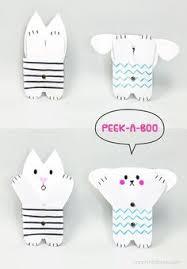 arctic animals diy paper fans mr printables crafts for kids