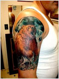 55 best bear tattoo images on pinterest bear art drawings and