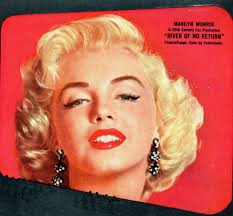 westmore cosmetics marilyn 1954 westmore cosmetics ad publicity for marilyn