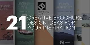 21 creative brochure design ideas for your inspiration
