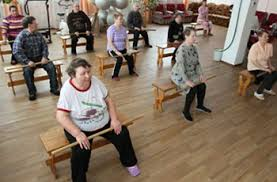 Armchair Aerobics For Elderly Fun Activities For Elderly People In Care Homes