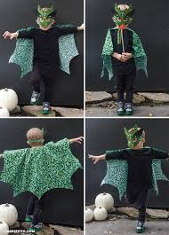 86 Children Halloween Costumes Sewing Patterns Images Homemade Halloween Costume Sew Dragon Mask Dragon Mask