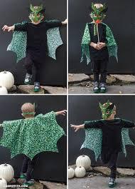 Halloween Costume Cape Homemade Halloween Costume Sew Dragon Mask Dragon Mask