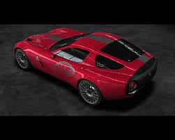 zagato alfa romeo alfa romeo tz3 zagato coupé concept 2010