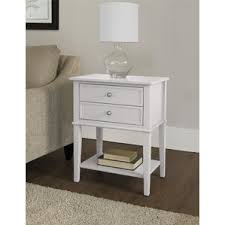 Sofa And End Tables white end u0026 side tables you u0027ll love wayfair