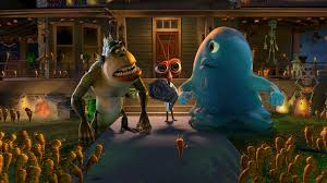 monsters vs aliens halloween special dreamworks spooky stories blu ray dvd talk review of the blu ray
