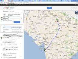 How To Use A Map How To Use Google Maps To Determine The Distance Between Two