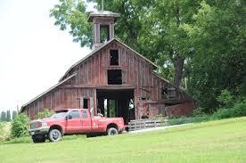 The Barn Bennington Ne Old Shenandoah Area Barn Becoming New Barbecue Joint Iowa