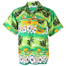 Big Beach Chair Aloha Shirt Coconut Big Chaba Beach Chair Ship Green Xxl Hf244t