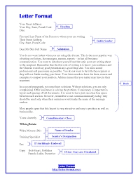 Business Letter Formate by Example Of A Letter With Cc Create Professional Resumes Online