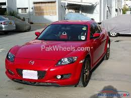 mazda car price mazda rx8 2005 for sale mint condition cars pakwheels forums