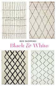 Black And White Checkered Rug White And Black Rugs Rugs Decoration