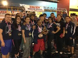 uhd powerlifting wins sixth national collegiate championship uhd