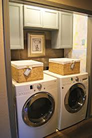laundry room beautiful laundry closets stacked washer dryer