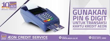 bca aeon aeon card pin activation aeon credit service