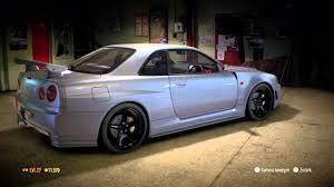 nissan gtr nismo specs need for speed nissan skyline r34 gtr nismo z tune youtube