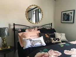 best bedroom colors for sleep pottery barn tween dreams a black blush bedroom makeover thejetsetfamily