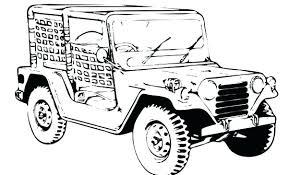 military jeep coloring page jeep coloring pages creative coloring page jeep lovely jeep coloring